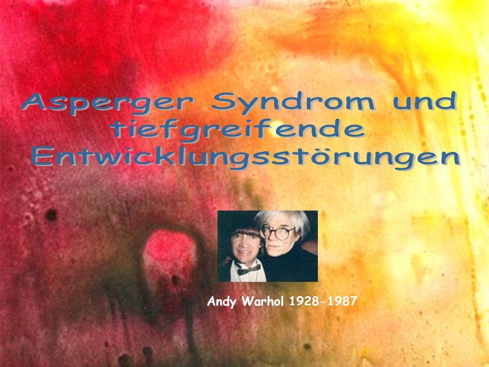 Namensgebung Hans Asperger *1906 in Wien, + 1980 in Wien 1944 Publikation: Die autistischen Psychopathen im Kindes- alter.