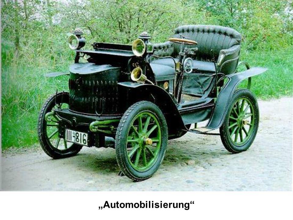 Automobilisierung