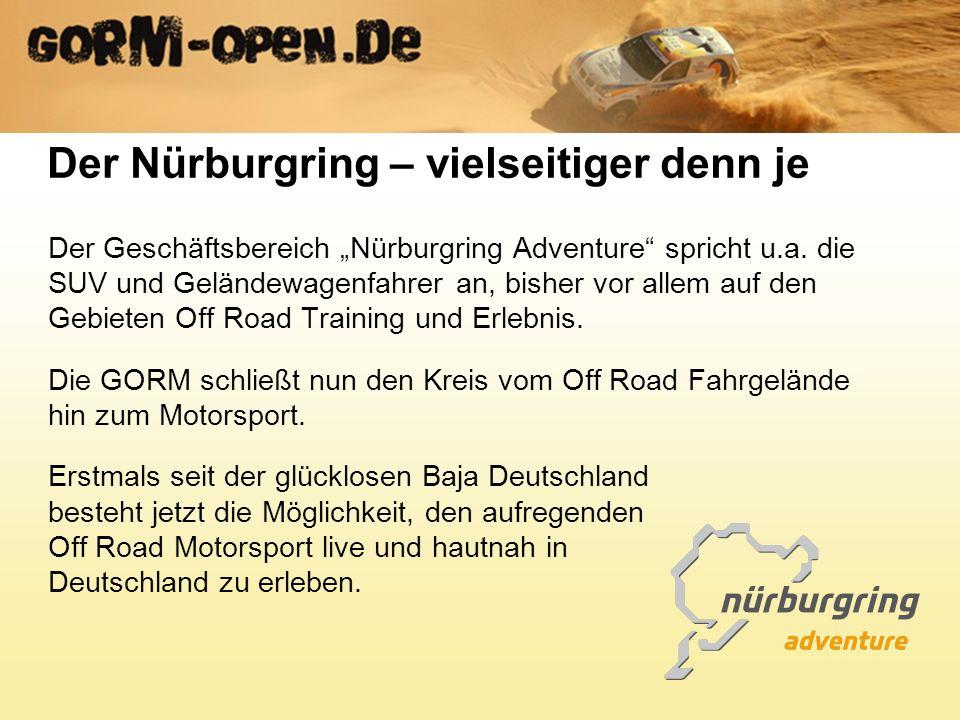 Das Abenteuer RallyeRaid live erleben