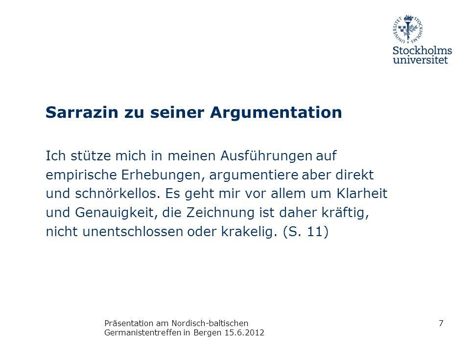 Quellen des Wissens Statistik Umfragen Narrative / persönliche Erfahrungen Beobachtungen 1.
