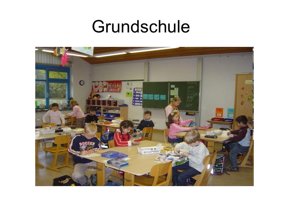 Klassen 5 – 9 Sehr praxisbezogen, Praktikum in einem Betrieb, Erfahrung sammeln.