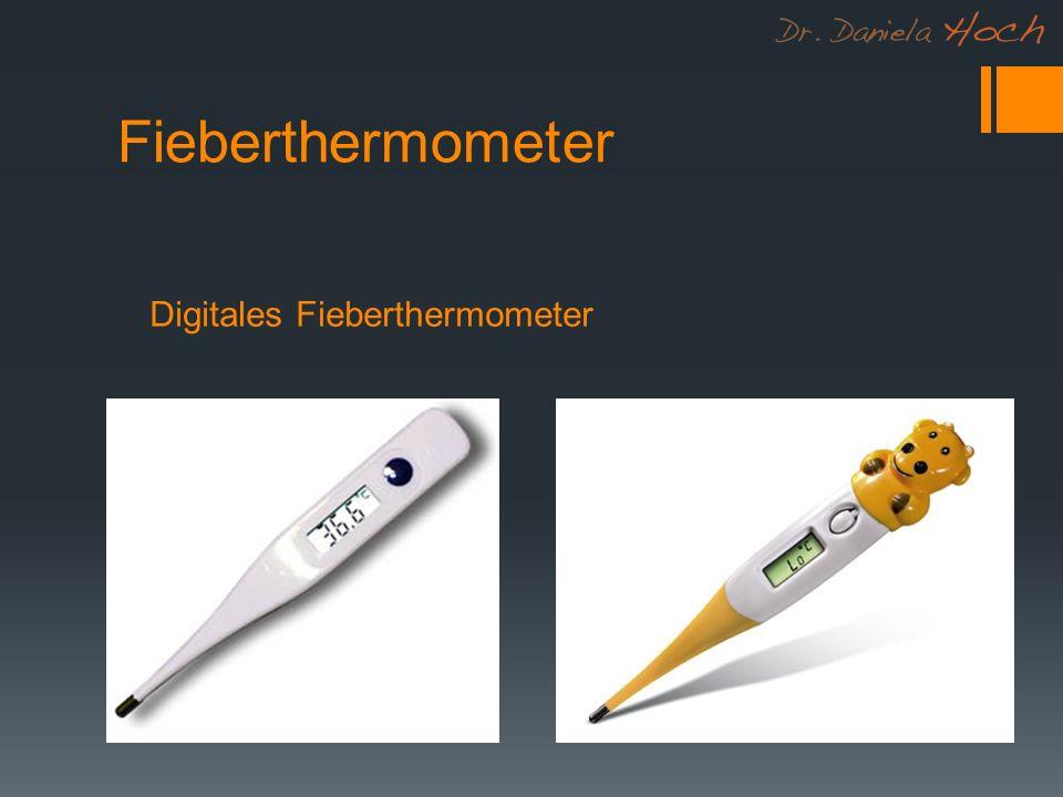 Fieberthermometer Digitales Fieberthermometer