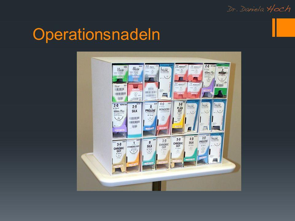 Operationsnadeln