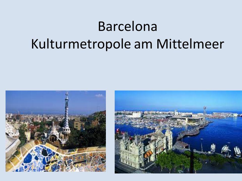 Anreise: Barcelona ist erreichbar via 2 Flughäfen: Barcelona - El Prat und Girona, von vielen Städten Deutschlands Z.B.