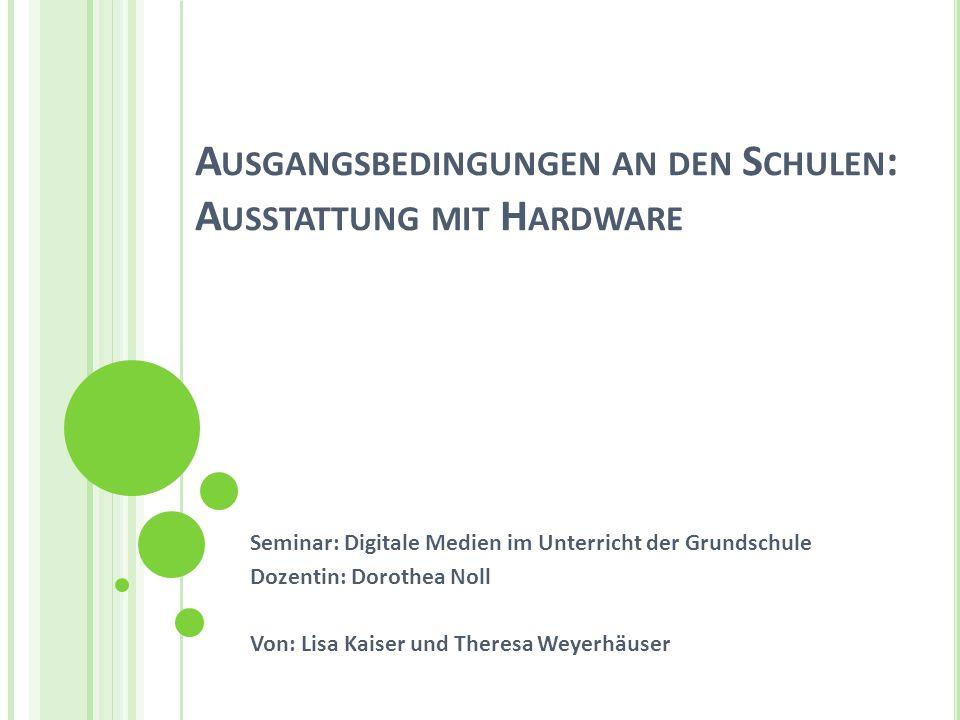 G LIEDERUNG 1.Was ist Hardware. 2. Ausstattungsformen 3.