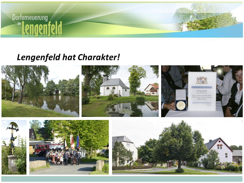 Lengenfeld hat Charakter!