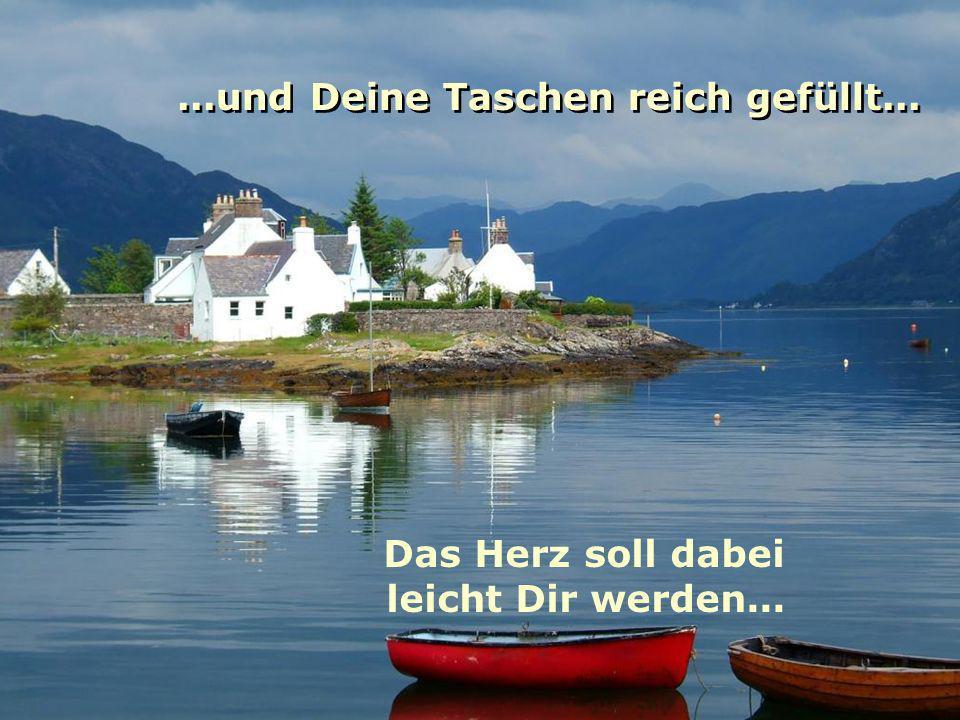 ...und Gott erfülle Dich mit freudevollem Sinnen....und Gott erfülle Dich mit freudevollem Sinnen.
