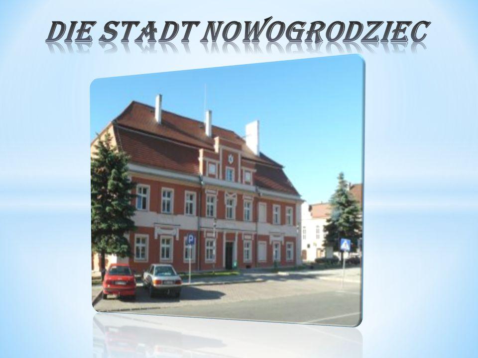 Das Hotel liegt in Nowogrodziec Meilenstein ist Teil der sächsischen Post.