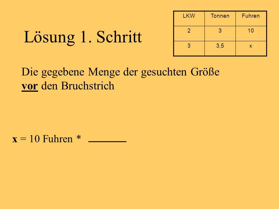 Lösung 1.
