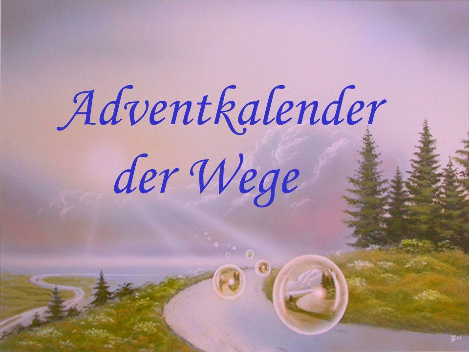 Adventkalender der Wege
