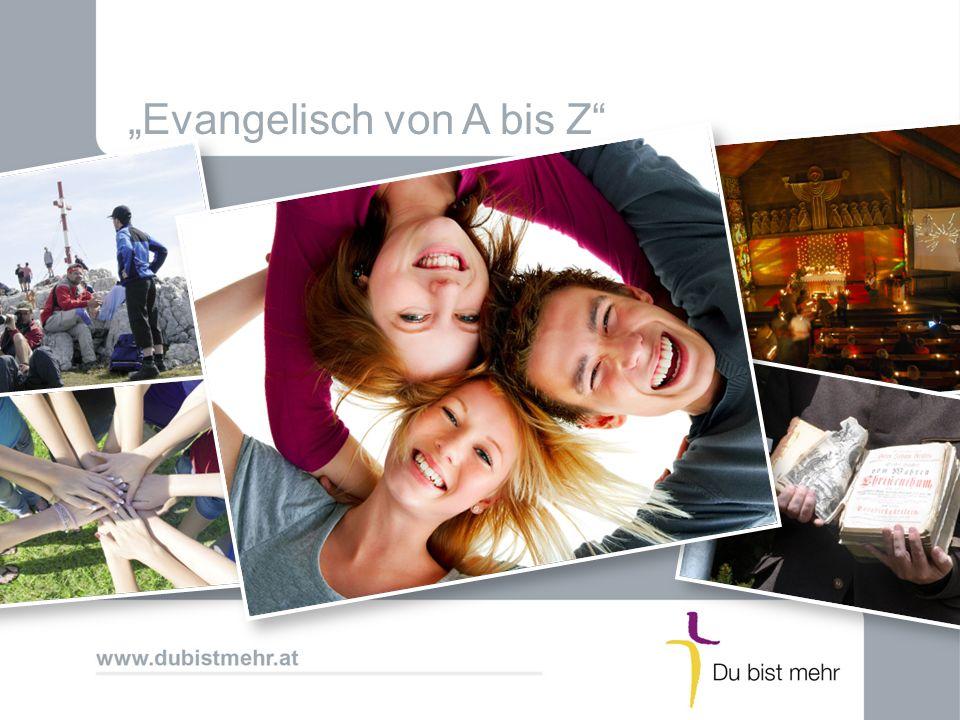 Evangelisch von A bis Z