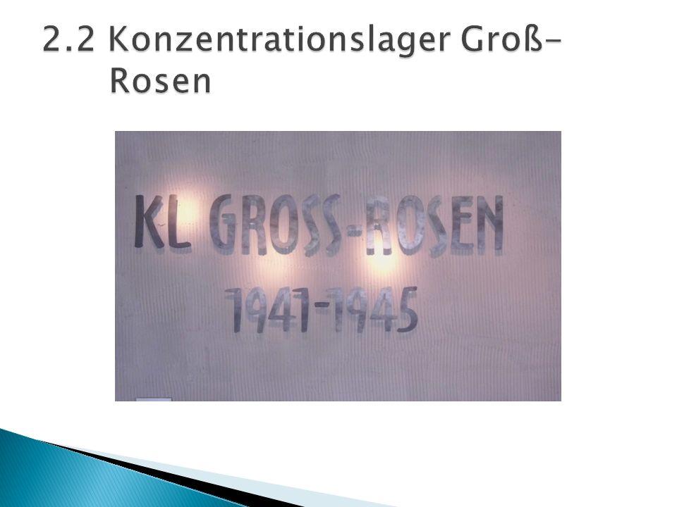 Geschichte des KZ in 3 Phasen: 1.Phase: Mai 1940 – April 1941: Außenlager von Sachsenhausen 2.