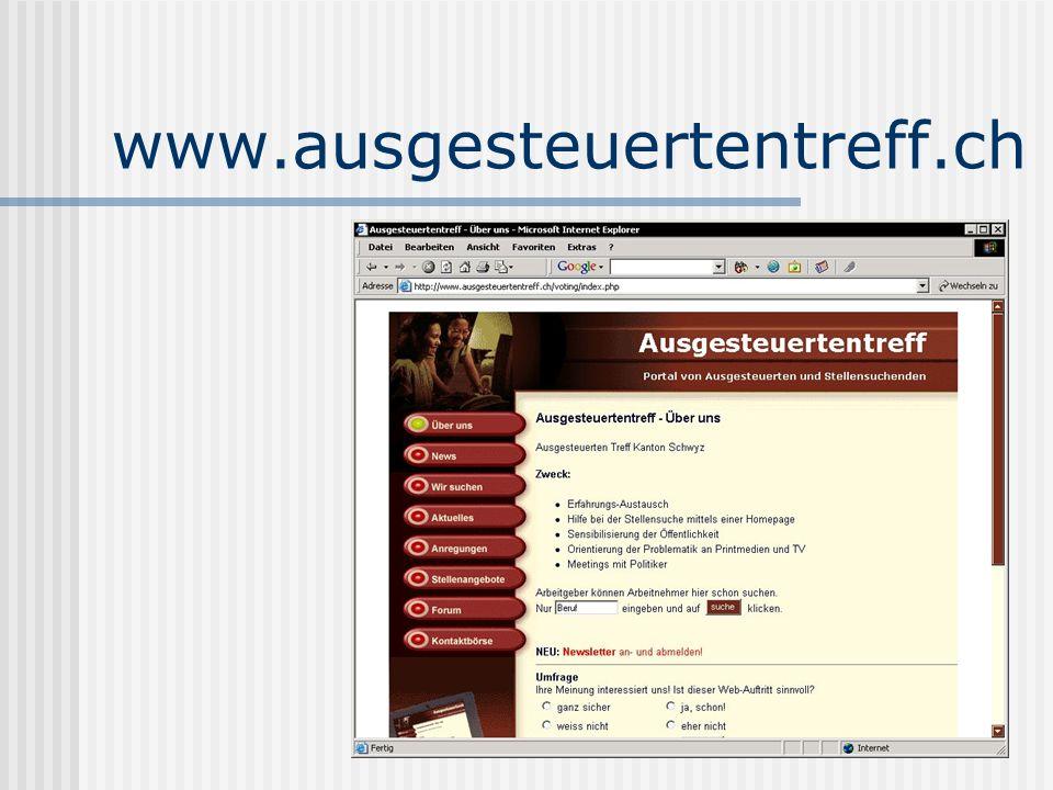 www.ausgesteuertentreff.ch