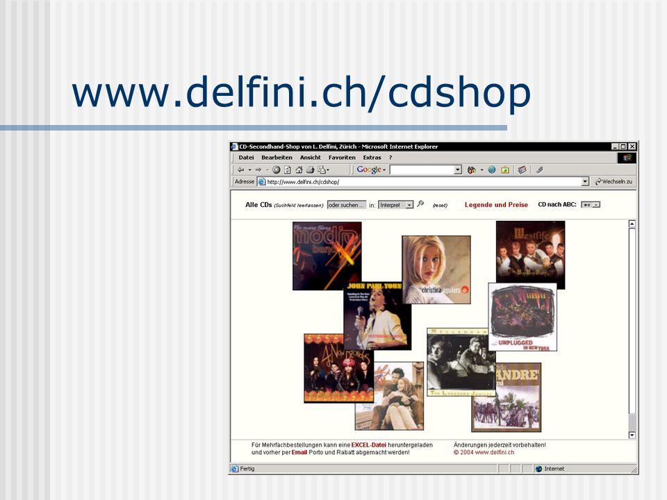 www.delfini.ch/cdshop