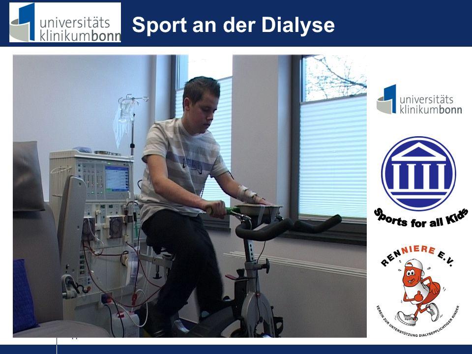 Seite 10 Sport an der Dialyse