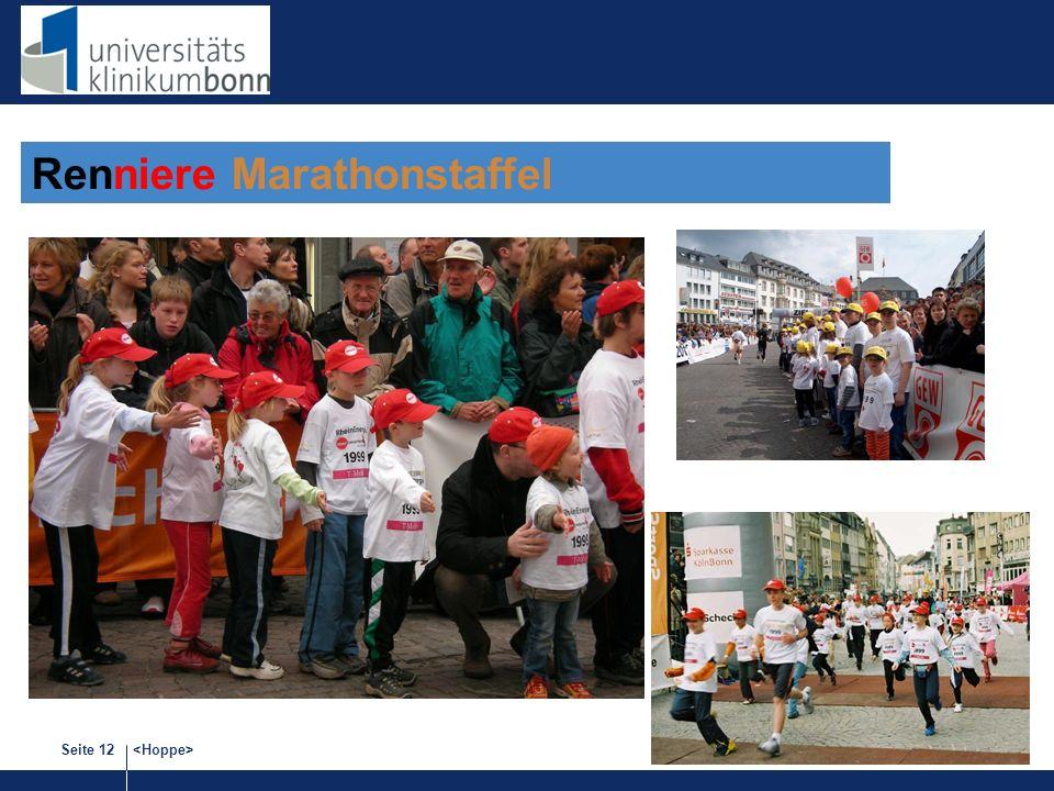 Seite 12 Renniere Marathonstaffel