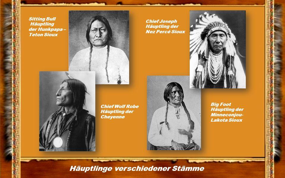 Indianische Freiheitskämpfer Geronimo mit Stammesbrüder Geronimos Camp