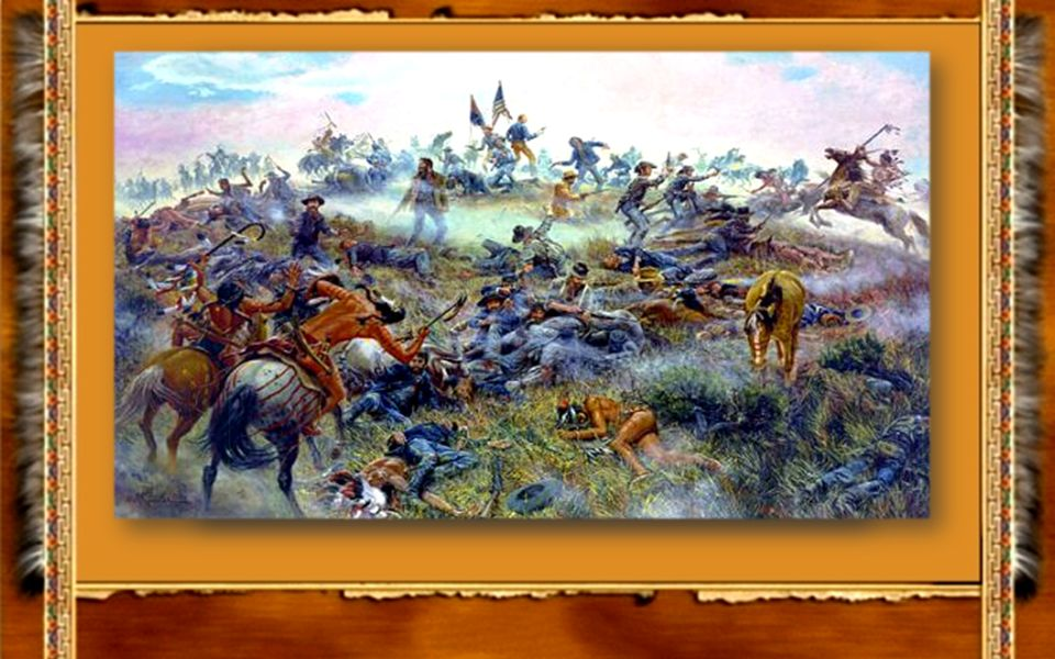Die Schlacht am Little Big Horn und wie es dazu kam.