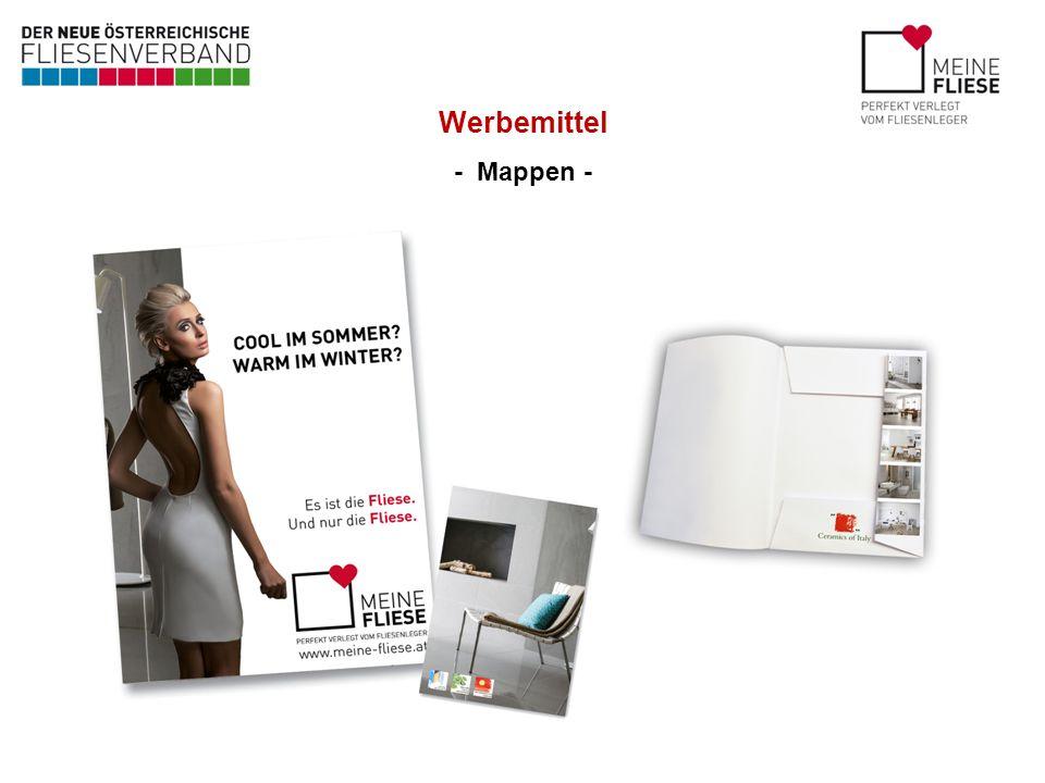 Werbemittel - Mappen -