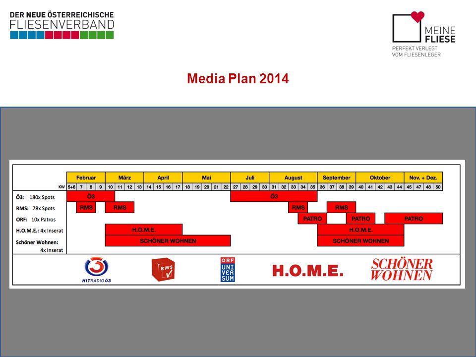 Media Plan 2014