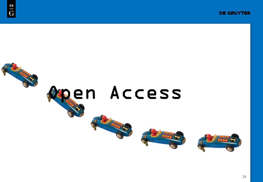 24 Open Access