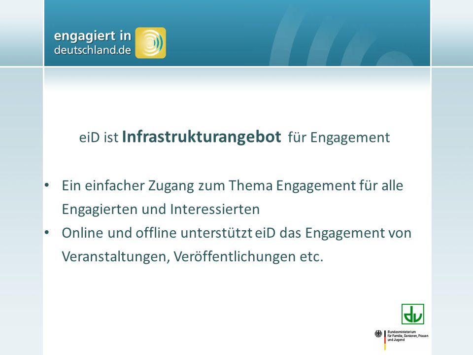 Wer ist engagiert-in-deutschland.de?
