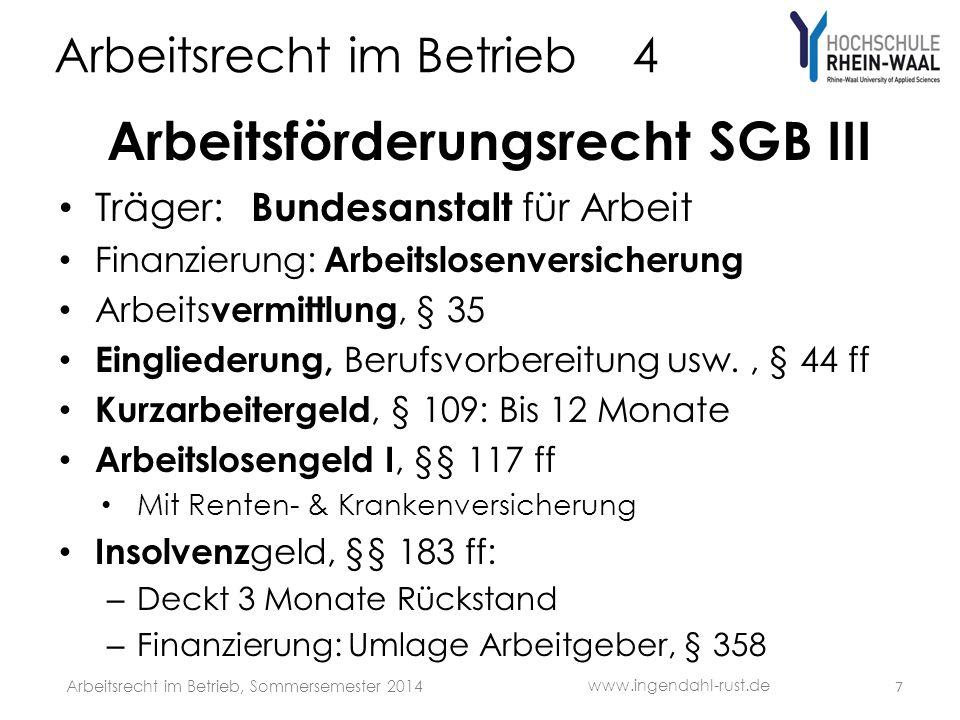 Arbeitsrecht im Betrieb 4 S SchwarzarbeitsbekämpfungsG Legaldefinition, § 1 Abs.
