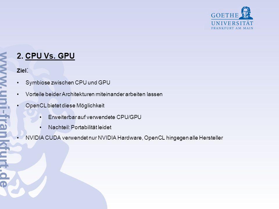 2.CPU Vs.