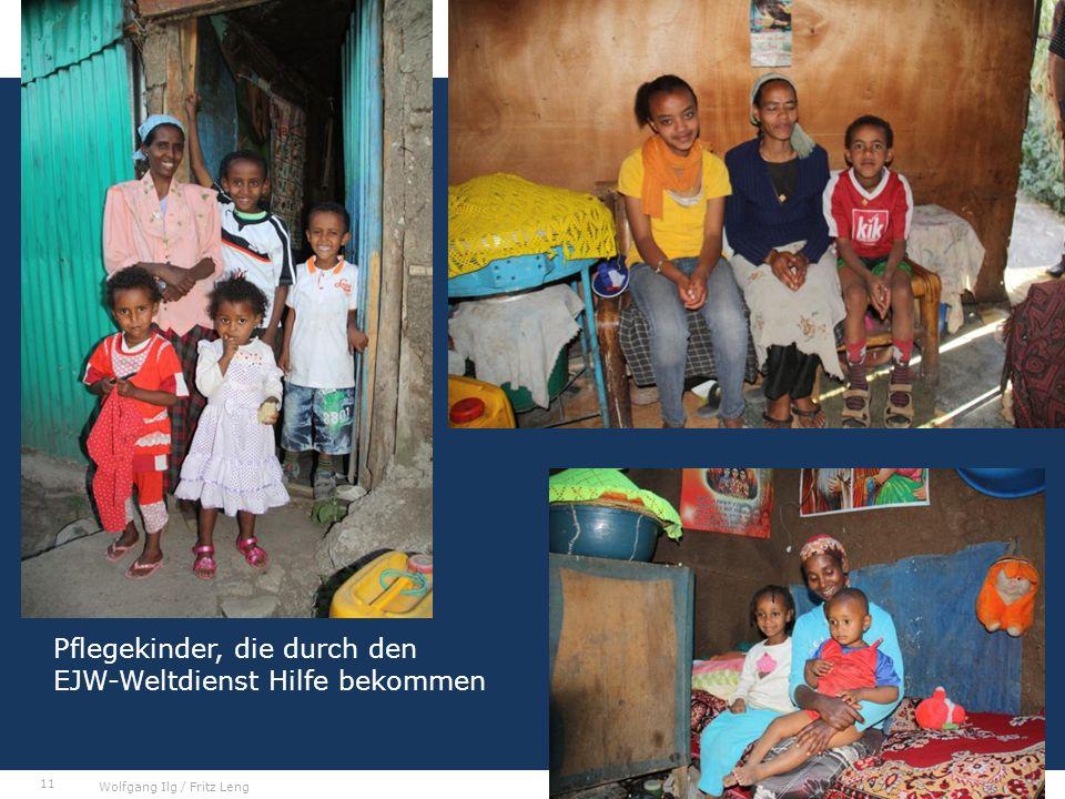 11 Spendenprojekt der Schülerarbeit für Äthiopien: Hilfe für Straßenkinder in Adwa Wolfgang Ilg / Fritz Leng März 2014 Pflegekinder, die durch den EJW-Weltdienst Hilfe bekommen