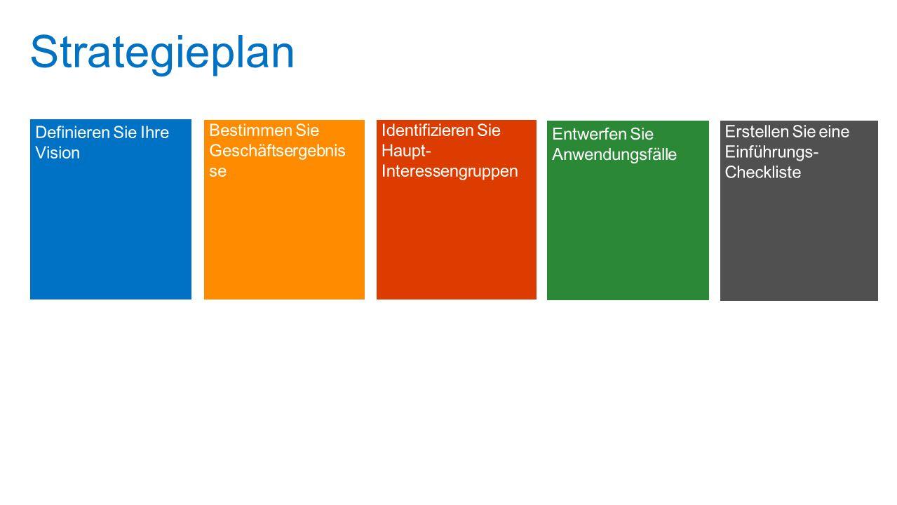 Agenda Strategieplan