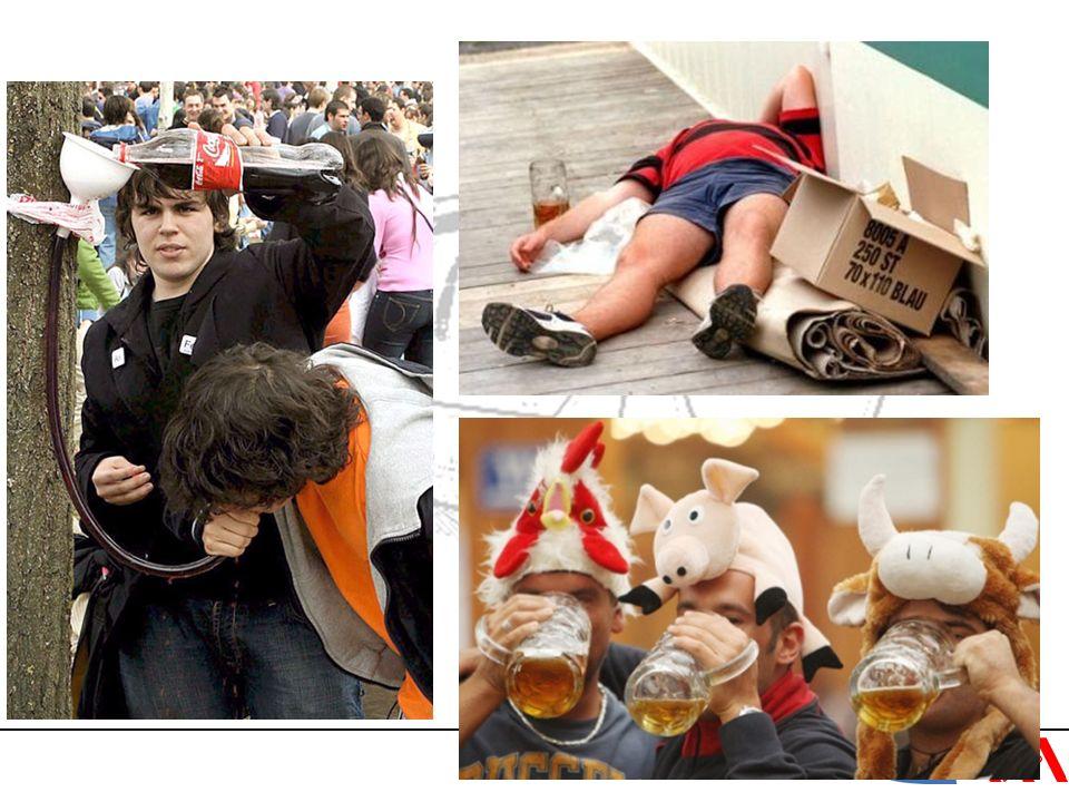 16 Die Frage nach einer signifikanten Zunahme von binge drinking zwischen 2003 und 2007 kann mithilfe der ESPAD- Daten nicht beantwortet werden.