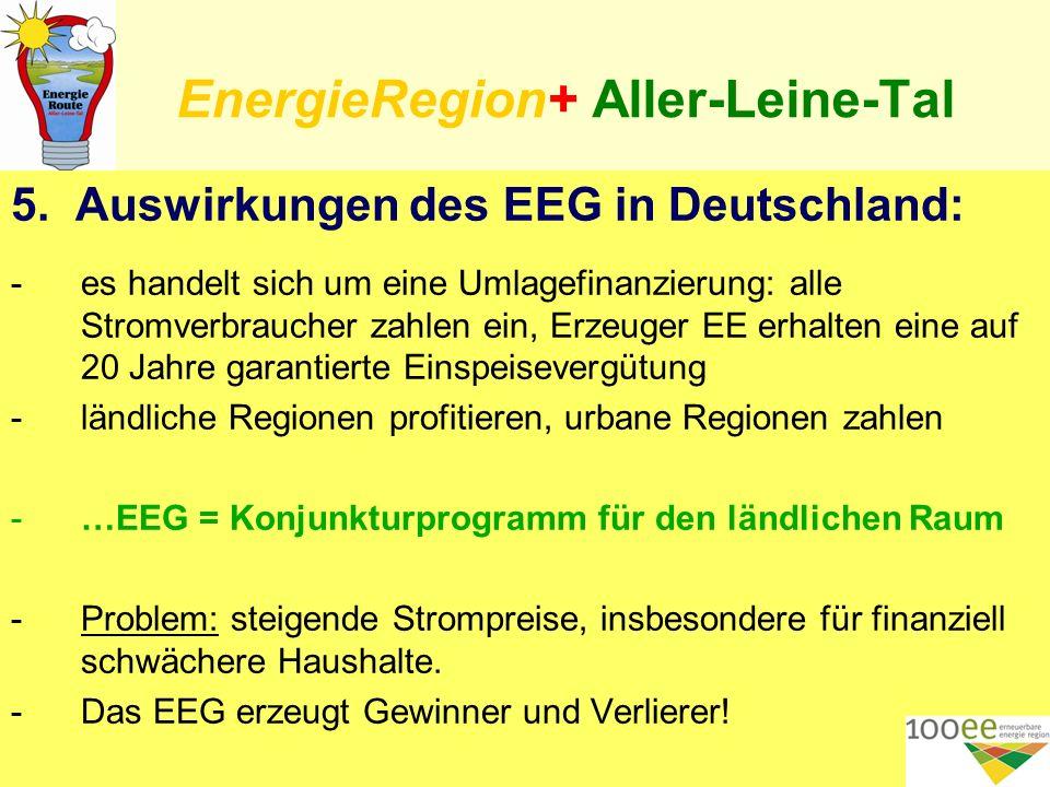 EnergieRegion+ Aller-Leine-Tal 6.
