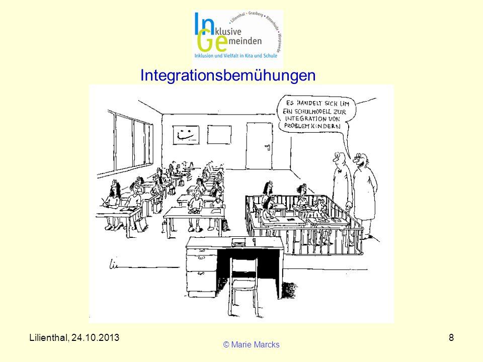 8 Integrationsbemühungen © Marie Marcks