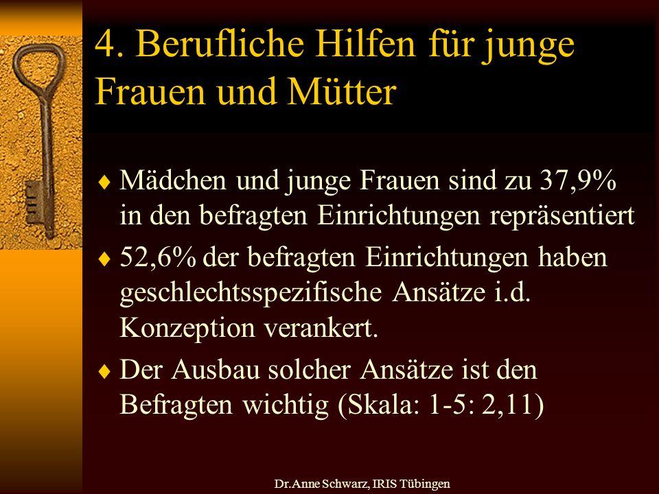 Dr.Anne Schwarz, IRIS Tübingen 4.