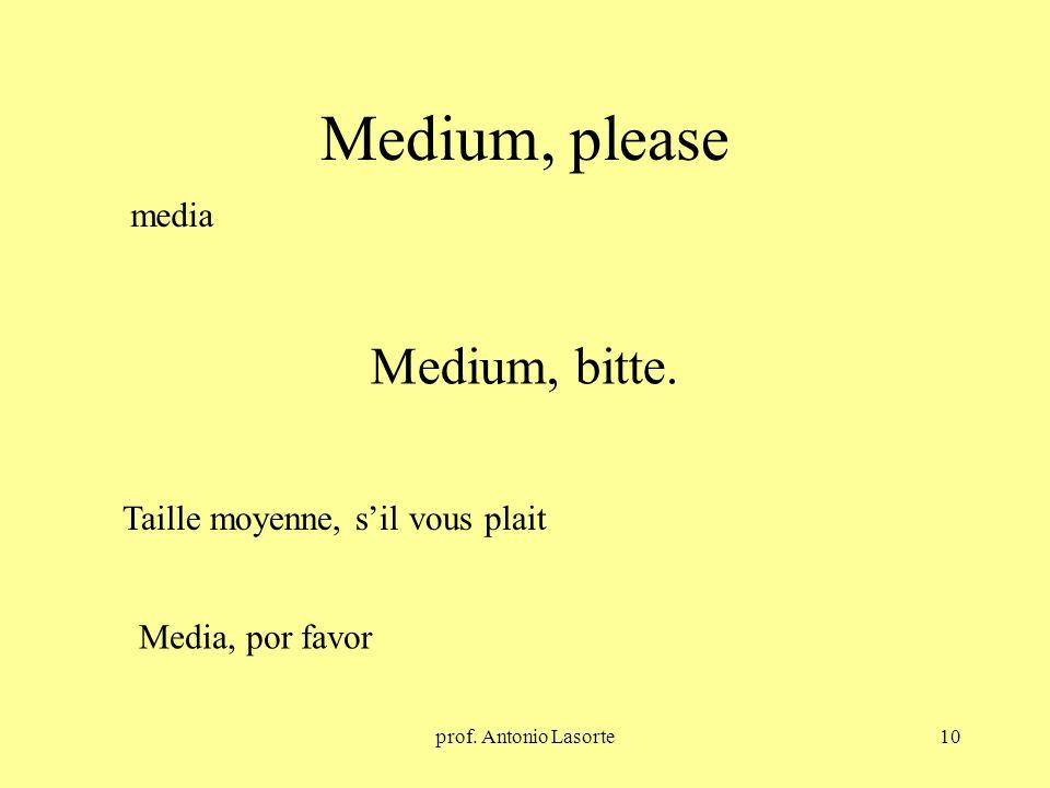 prof.Antonio Lasorte10 Medium, please Medium, bitte.