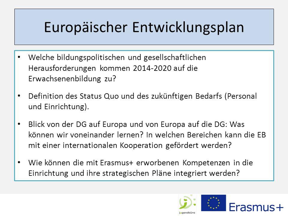 Eingabe des Schlussberichtes in das Mobility Tool: o Projektkoordinator: inhaltlicher und finanzieller Bericht.