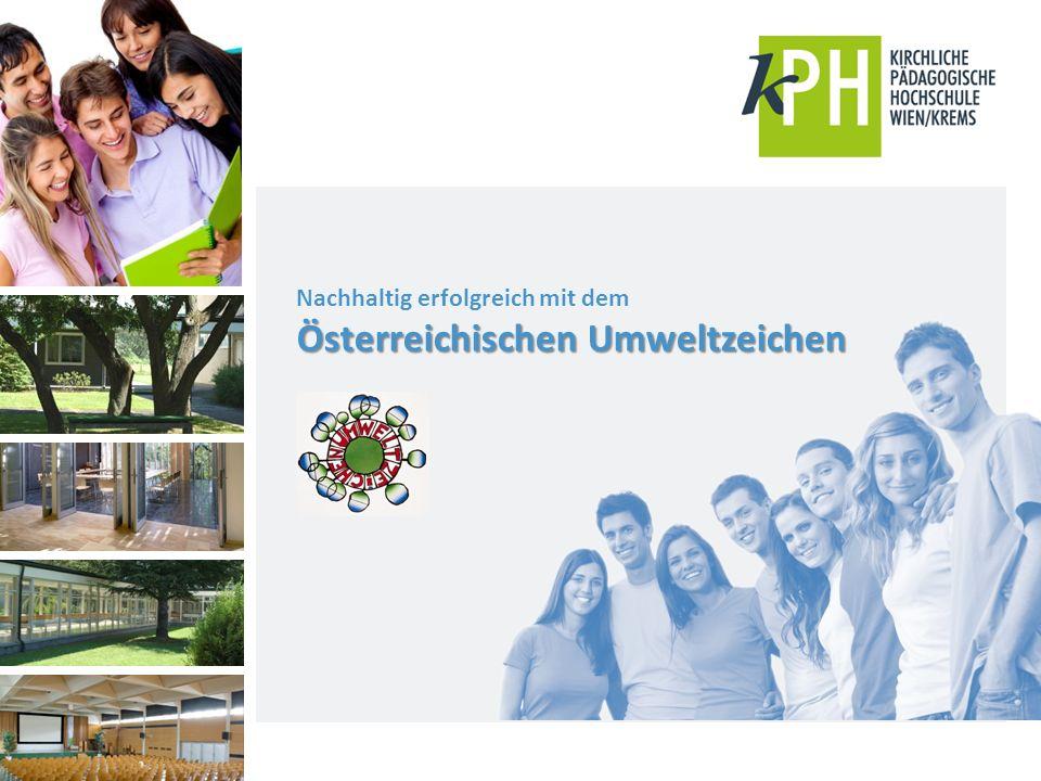 Nachhaltig erfolgreich mit dem Österreichischen Umweltzeichen