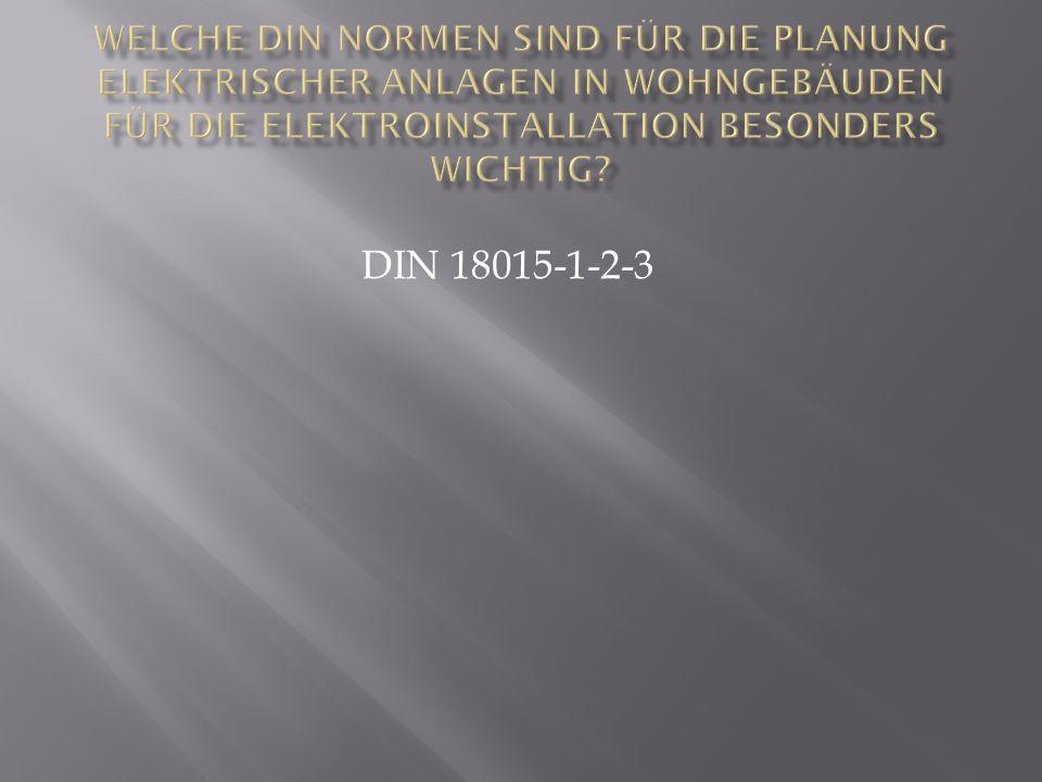 DIN 18015-1-2-3