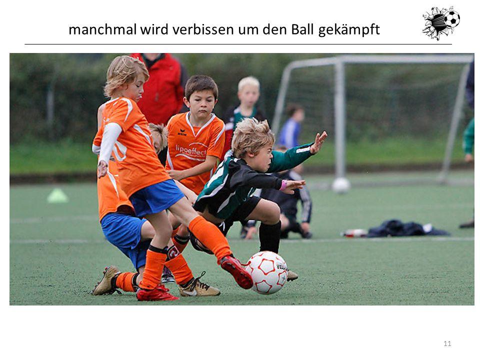 16.05.201411 manchmal wird verbissen um den Ball gekämpft