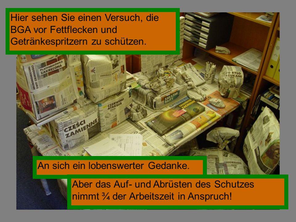 Dieser Auszubildende eines Trägers in Paderborn wurde nach einem reichhaltigen Mittagessen im Schummerlicht vom Mittagsschlaf übermannt......