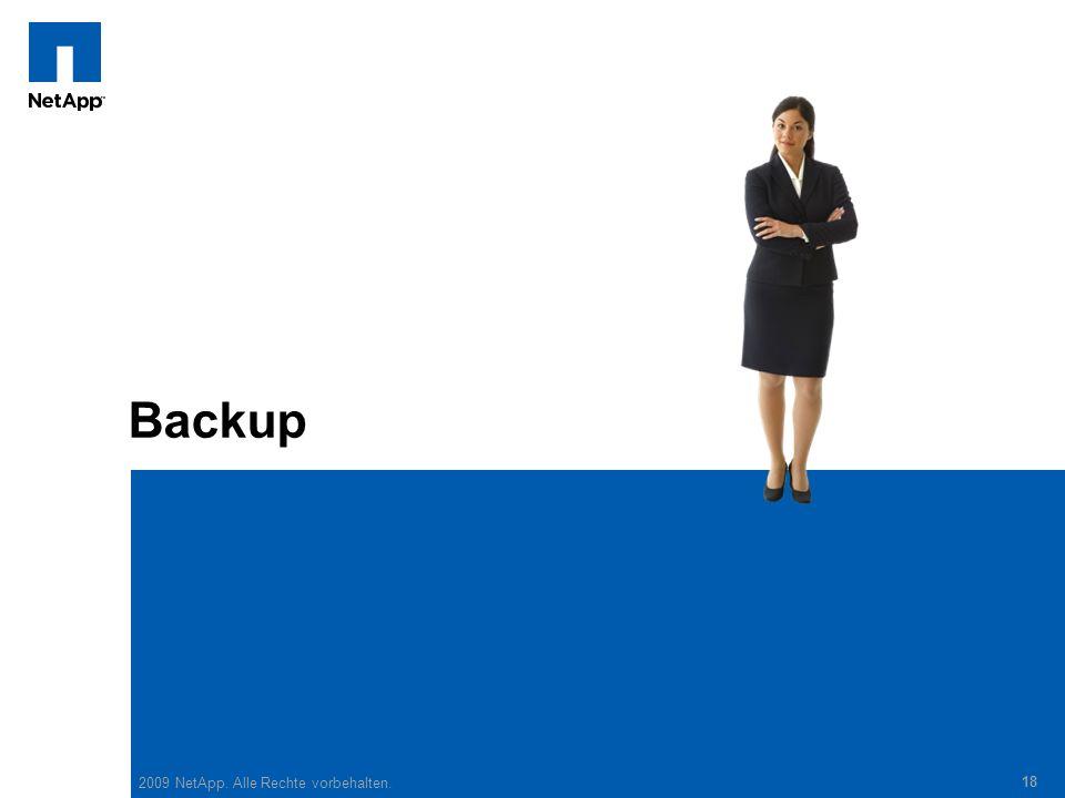 Software-Effizienz: drastische Reduzierung des Speicherplatzes 19 NetApp vertraulich – eingeschränkte Nutzung Deduplizierung Einsparungen von bis zu 95 % bei vollständigen Backups und 25 % bis 55 % bei den meisten Datensets.