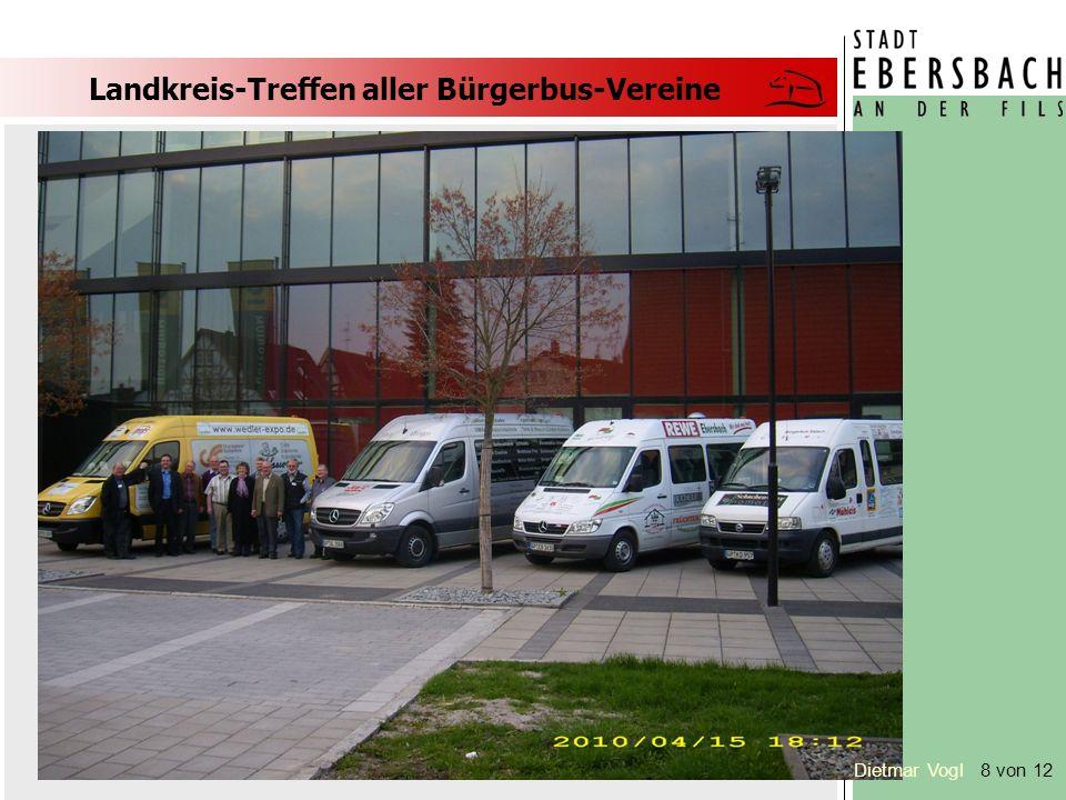 Landkreis-Treffen aller Bürgerbus-Vereine Dietmar Vogl 8 von 12