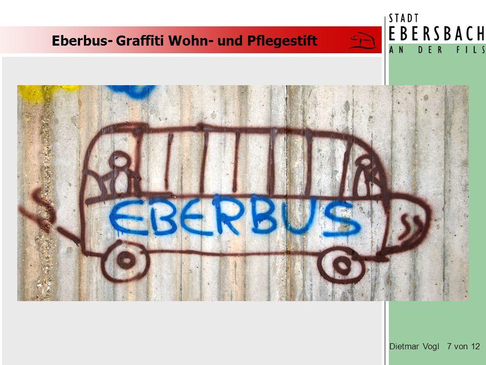 Eberbus- Graffiti Wohn- und Pflegestift Dietmar Vogl 7 von 12