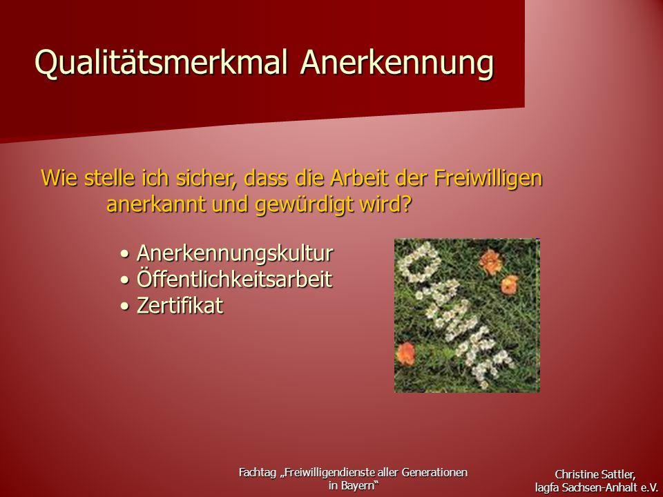 Christine Sattler, lagfa Sachsen-Anhalt e.V.