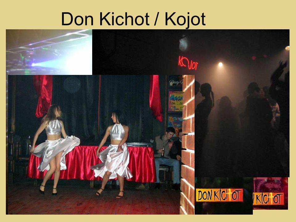 Don Kichot / Kojot