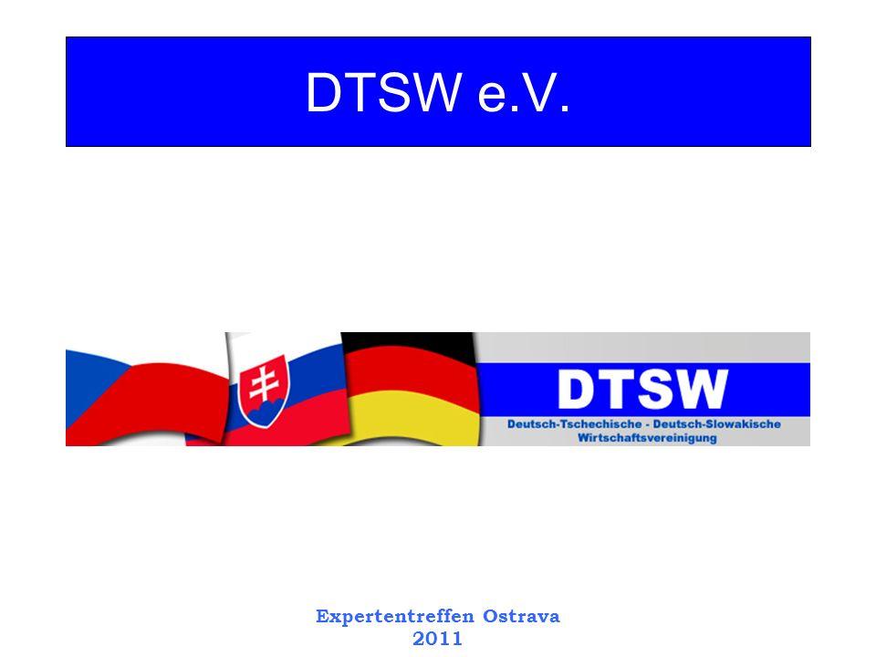 Expertentreffen Ostrava 2011 DTSW e.V.