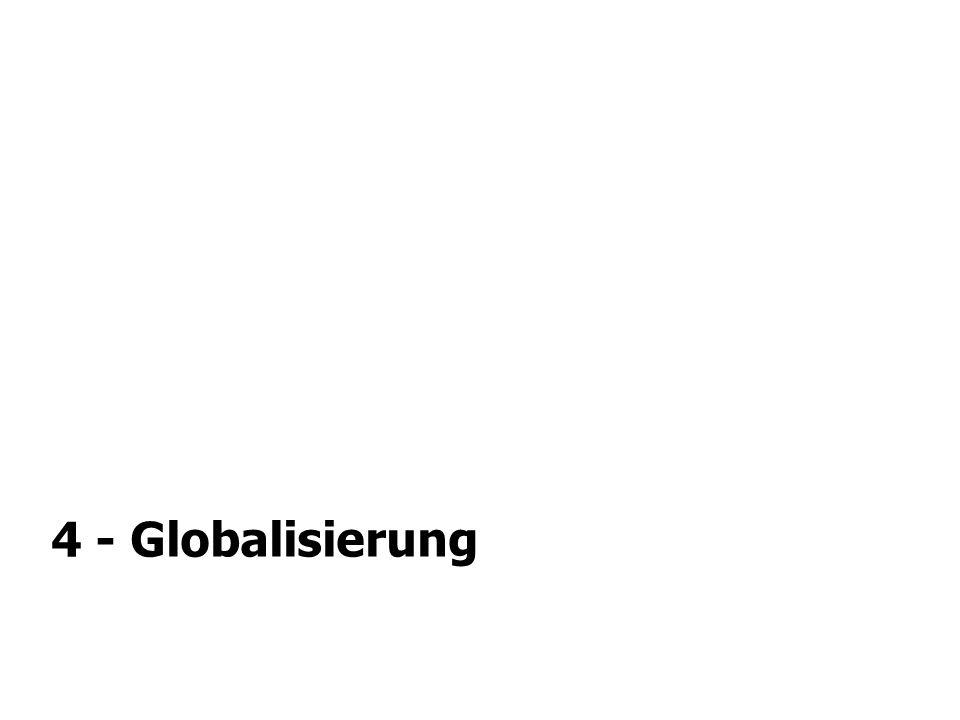 4 - Globalisierung