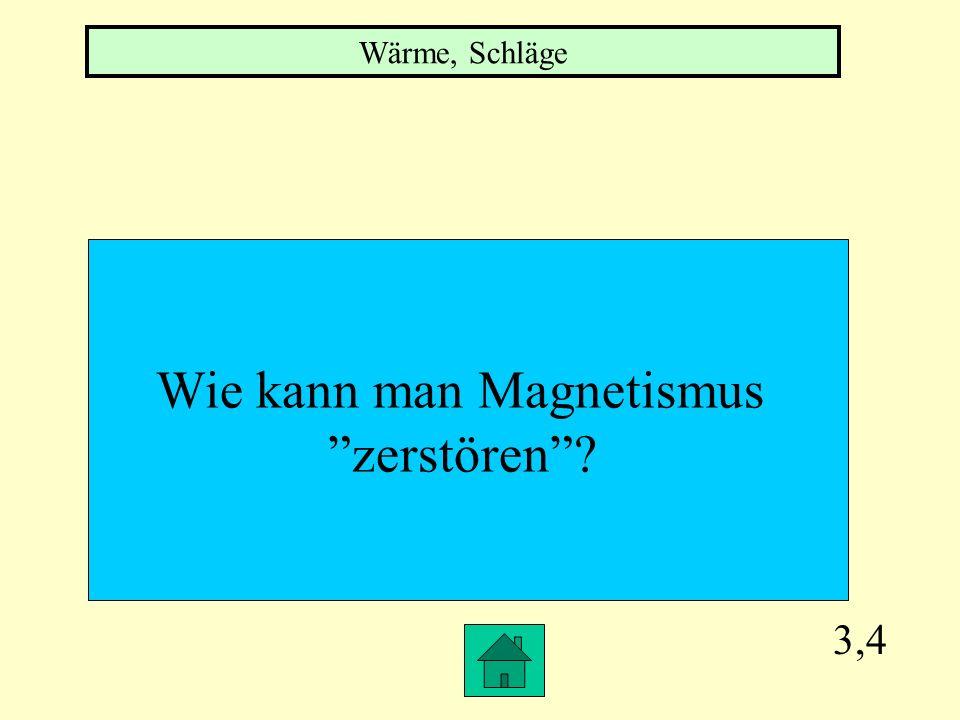 3,3 Was ist die Deklination? Der Unterschied zwischen der geographischen und der magnetischen Richtung NORD.