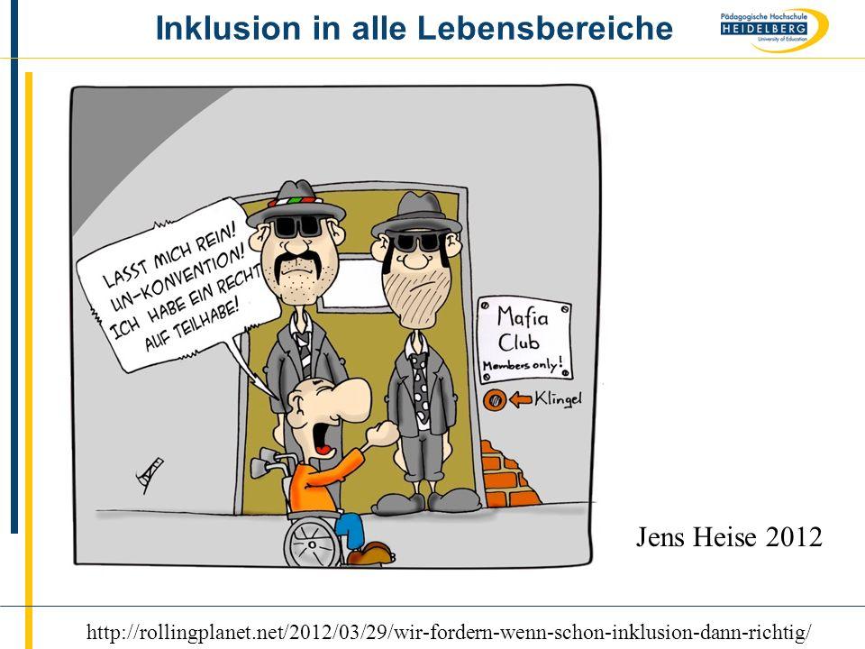 Name Inklusion in alle Lebensbereiche 4 http://rollingplanet.net/2012/03/29/wir-fordern-wenn-schon-inklusion-dann-richtig/ Jens Heise 2012