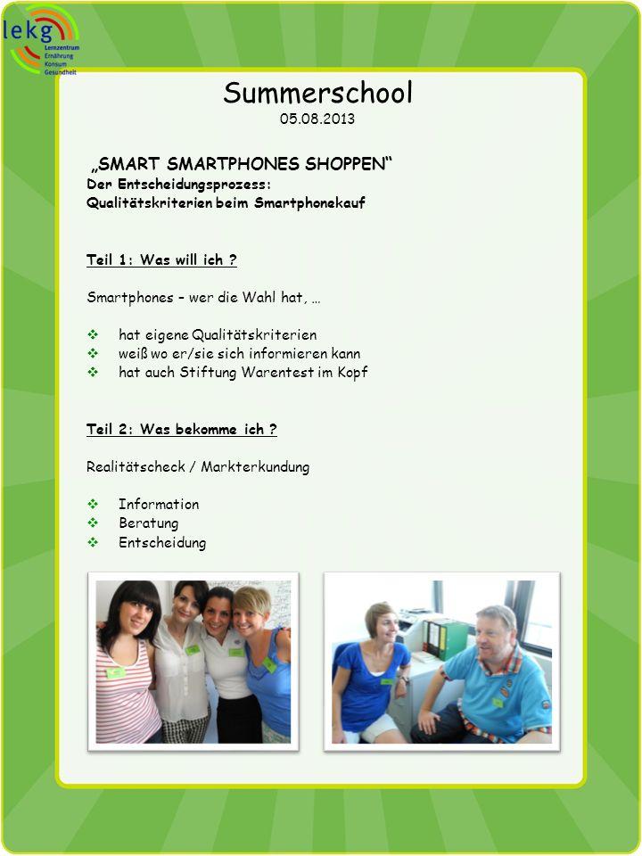 SMART SMARTPHONES SHOPPEN Der Entscheidungsprozess: Qualitätskriterien beim Smartphonekauf Teil 1: Was will ich .